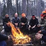 Suède, chasse ˆ à l'Žélan